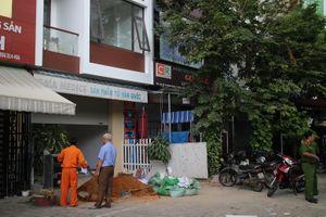 Đường dây cao thế phóng điện, 3 công nhân ở Đà Nẵng bị bỏng nặng