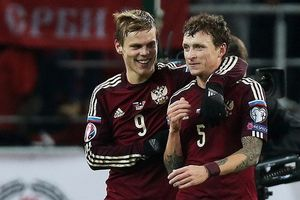 Hai cầu thủ bóng đá Nga bị bắt giữ vì hành hung quan chức chính phủ
