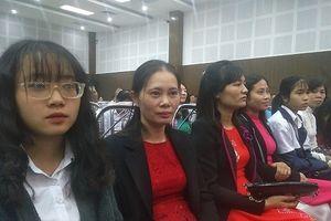Hà Nội: Biểu dương 60 gia đình tiêu biểu sinh con một bề gái có con chăm ngoan, học giỏi