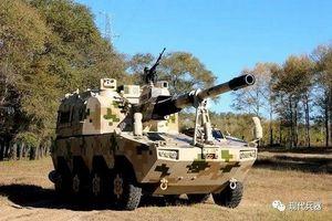Pháo tự hành SH-11 155mm Trung Quốc dễ dàng tiêu diệt T-14 Armata?