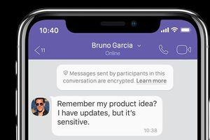 Viber tung chức năng dịch tin nhắn tức thời