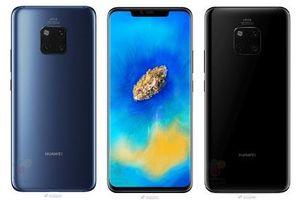 Mate 20 và Mate 20 PRO có thể giúp Huawei lập kỷ lục mới?