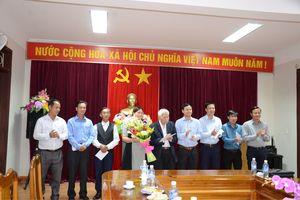Hà Tĩnh: Gặp mặt đoàn đại biểu dự Đại hội đại biểu người Công giáo Việt Nam