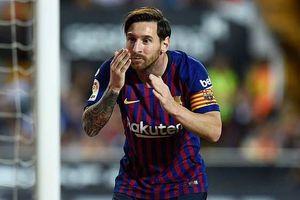 Messi duy trì phong độ cao nhờ phương pháp giảm béo nghiêm ngặt