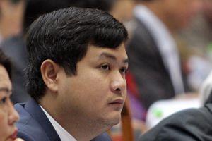 Ông Lê Phước Hoài Bảo xin nghỉ việc không lương để đi học