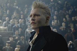 Bất chấp chỉ trích, Johnny Depp vẫn tham gia phần 3 'Fantastic Beasts'