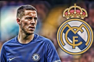 Morata: 'Chelsea không thể cản Real Madrid chiêu mộ Hazard'