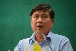 Chủ tịch TP.HCM: Sẽ xây cả nhà hát giao hưởng lẫn bệnh viện