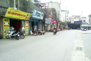 Nhiều rủi ro tại ngõ 124, phố Vĩnh Tuy