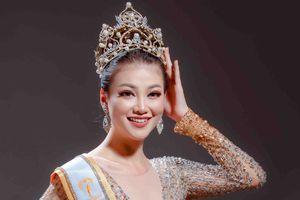 Phương Khánh rực rỡ tại Hoa hậu Trái đất 2018
