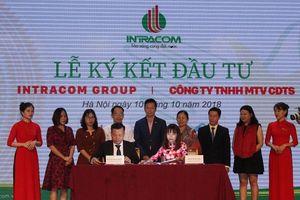 Intracom Group rót 10 tỷ đồng cho khởi nghiệp