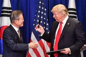 Tổng thống Trump phủ nhận Hàn Quốc tự ý dỡ bỏ lệnh trừng phạt Bình Nhưỡng