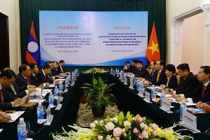 Hà Nội – Viêng Chăn tiếp tục thúc đẩy quan hệ hợp tác
