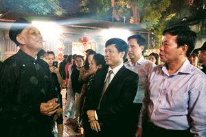 Hàng nghìn người dân hào hứng tham gia Lễ hội văn hóa ẩm thực Hà Nội