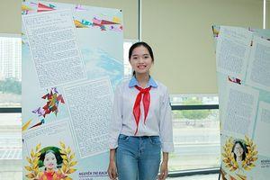Bức thư trả lời 'Ông già Noel có thực không?' của nữ sinh Hải Dương giành giải ba Viết thư quốc tế UPU