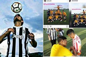 Chuyện chưa từng có ở Mexico: Giả làm cầu thủ Juventus để gây sự chú ý