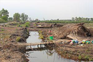 200 người bị lừa mua '10 triệu đồng 1.500m2 đất' - vụ án chấn động Long An