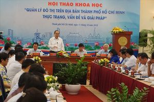 Chuyên gia đầu ngành đề xuất mở rộng TPHCM thêm 50km về phía Long An