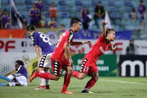 Hòa bất lực 0-0, Hà Nội cay đắng nhìn B. Bình Dương vào chung kết Cúp QG 2018