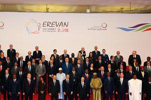 Khai mạc Hội nghị Cấp cao Pháp ngữ lần thứ 17