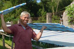 Đặc sản nhà quê phở sắn Đông Phú sắp mang về...ngoại tệ