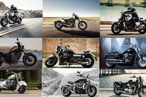 Top 10 mô tô cruiser đáng mua nhất 2018 (P1)