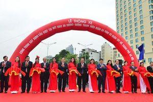 Hà Nội thông xe cầu vượt 300 tỷ đồng sát phố cổ