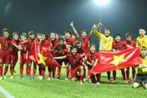 Thúc đẩy trao quyền cho phụ nữ qua bóng đá