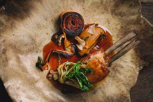 Ẩm thực Ý cùng đầu bếp sao Michelin