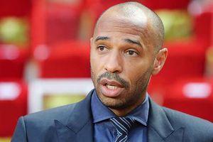 Thierry Henry dẫn dắt Monaco?
