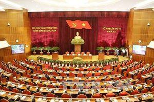 Thông báo nhanh kết quả Hội nghị Trung ương 8, khóa XII