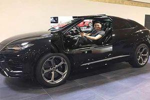 Đại gia Minh Nhựa đặt mua siêu SUV Lamborghini Urus
