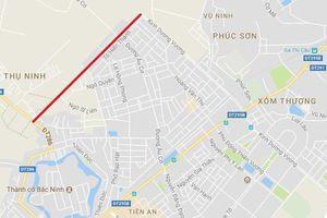 Bắc Ninh đổi 100ha đất lấy 1,39km đường: Phó Thủ tướng chỉ đạo kiểm tra