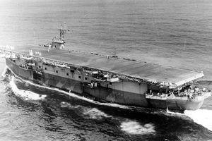 Kỳ lạ tàu sân bay 'nhỏ nhưng có võ' của Mỹ trong Thế chiến thứ 2