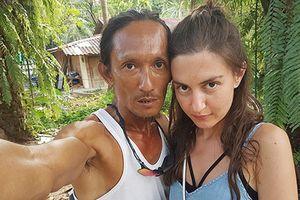 Đột kích nơi 'người rừng' Thái Lan gạ gẫm cô gái phương Tây xinh đẹp