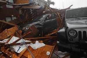 Michael: Siêu bão mạnh nhất Mỹ trong 50 năm quần đảo bang Florida
