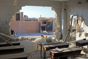 Mỹ sẽ dừng hỗ trợ tái thiết Syria nếu Iran còn hiện diện