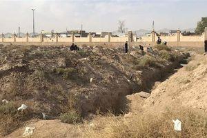 Quân đội Syria phát hiện mộ chứa 1.500 thi thể