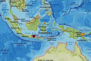 Tiếp tục xuất hiện động đất làm rung chuyển Indonesia