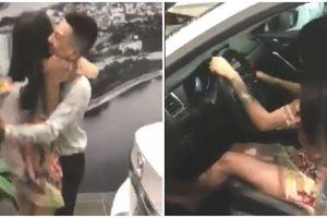 'Chồng nhà người ta' bí mật mua ô tô, iPhone MS Max làm quà 20/10 sớm cho vợ