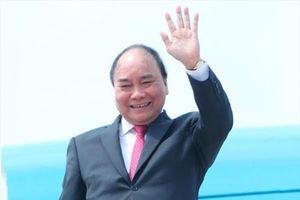 Thủ tướng lên đường tham dự Hội nghị IMF, WB và thăm Indonesia