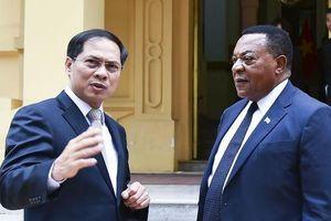 Tanzania sẽ là cầu nối Việt Nam với khu vực Đông Phi