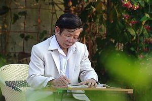 Nhà thơ, nhà văn, nhà báo Nguyễn Phan Hách: Miệt mài sáng tạo trên 'cánh đồng chữ'