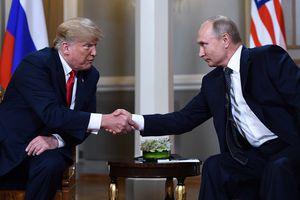 2 Tổng thống Trump, Putin sẽ sớm tái ngộ ở Phần Lan?
