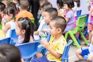 Niềm tin vào chất lượng bao bì cho chương trình Sữa học đường