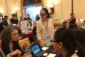 Việt Nam xếp thứ 6 về số lượng sinh viên quốc tế theo học tại Mỹ