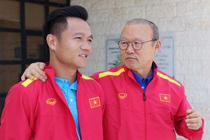 Đinh Thanh Trung sẽ cạnh tranh sòng phẳng với Quang Hải