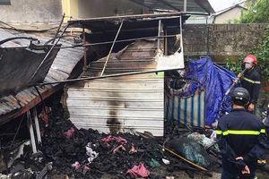 Hỏa hoạn thiêu rụi căn nhà, một cụ bà tử vong