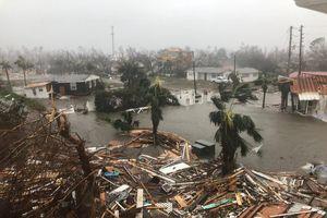 Siêu bão Michael tàn phá nước Mỹ