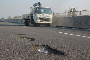 Dừng thu phí cao tốc Đà Nẵng – Quảng Ngãi vì hư hỏng